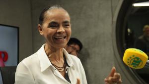 Datafolha: Marina se aproxima de Bolsonaro