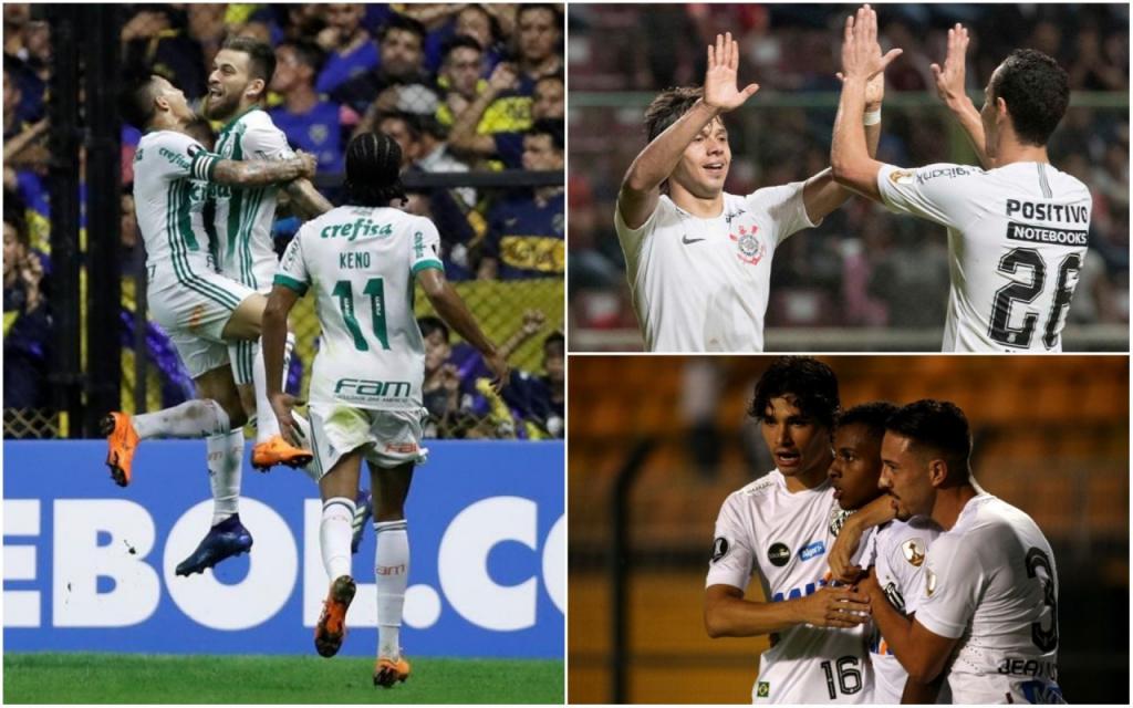 Sorteio define confrontos das oitavas de final da Libertadores da ... c684ef1e789cf