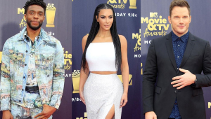 Desfile de gala! Celebridades capricham no look para o MTV Movie Awards