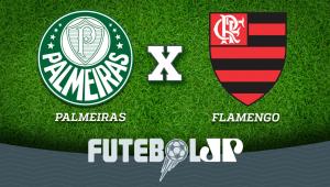 Palmeiras x Flamengo: acompanhe o jogo ao vivo na Jovem Pan