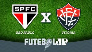 São Paulo x Vitória: acompanhe o jogo ao vivo na Jovem Pan