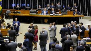 Lobby do servidor reúne a maior bancada da Câmara