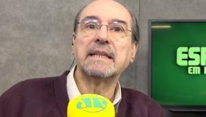 Rivalidade Palmeiras x Corinthians chega à Copa América | Wanderley Nogueira