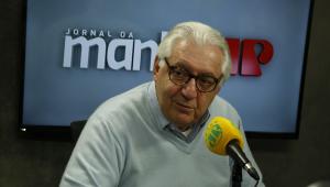 Afif é entrevistado no Jornal da Manhã
