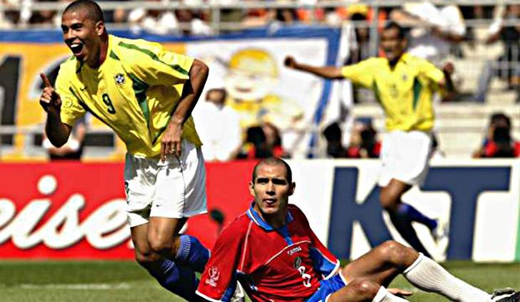 Brasil e Costa Rica se enfrentarão pela 3ª vez em Copa do Mundo