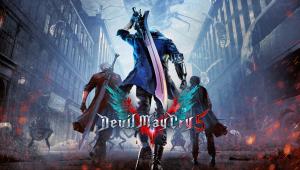 Devil May Cry 5 tem detalhes revelados e pista sobre novo protagonista
