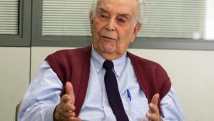 Eliezer Batista, ex-presidente da Vale, morre aos 94 anos no Rio