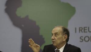 Aloysio: temor é que EUA e China fechem acordo que acabe prejudicando o Brasil