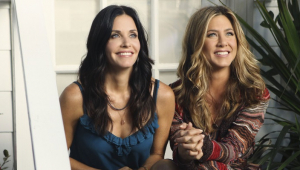Jennifer Aniston e Courtney Cox