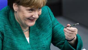 Merkel diz que UE está pronta a retaliar contra eventual tarifa dos EUA