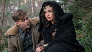 Gal Gadot e Chris Pine aparecem em primeiras imagens de Mulher-Maravilha 2