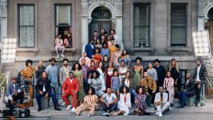 Netflix reúne seus artistas negros para reforçar diversidade em vídeo
