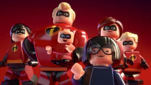LEGO Os Incríveis ganha trailer de lançamento