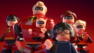 LEGO Os Incríveis