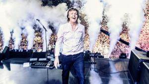 Campanha argentina oferece ingressos para shows de Ed Sheeran e Paul McCartney em troca de óleo usado