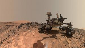 Sonda da Nasa registra pela primeira vez tremor no solo de Marte
