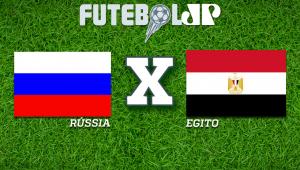Rússia x Egito: acompanhe o jogo ao vivo na Jovem Pan
