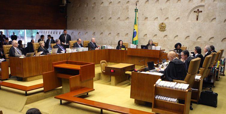 Resultado de imagem para STF vota a favor de prazo para cobrar condenado por improbidade