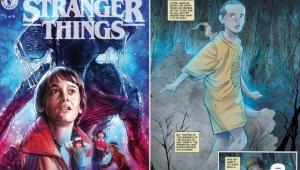 """""""Stranger Things"""" vai ganhar versão em HQ com histórias inéditas"""