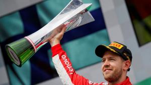 Vettel vence corrida monótona no Canadá e assume liderança do Mundial