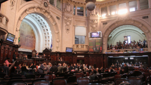 Alerj vota pela soltura de deputados presos na Lava Jato