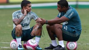 Roger defende Dudu de críticas e explica o que mudará no Palmeiras com Scarpa