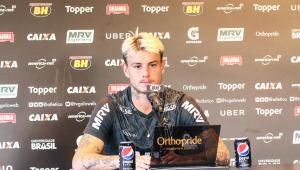 Róger Guedes rescinde com Galo e Palmeiras encaminha venda de atacante para China