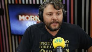 Em Portugal há piada com brasileiro, César Mourão?
