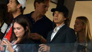 Mick Jagger, o campeão mundial do pé frio