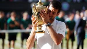 Djokovic arrasa Anderson, vence Wimbledon pela 4ª vez e ressurge no circuito