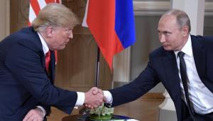 Trump garante que disse a Putin que não tolerará nova interferência nos EUA