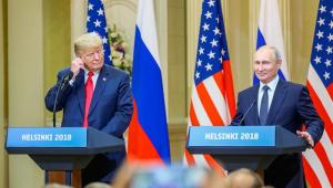 Trump: aceito a conclusão a respeito da interferência da Rússia na eleição