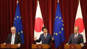 Japão e União Europeia assinam Acordo de Associação Econômica