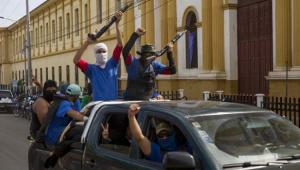 EUA não descartam opção militar para solucionar crise na Nicarágua