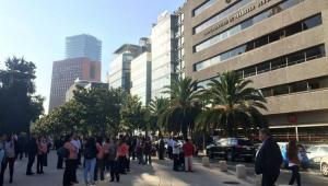 Tremor de magnitude 5,9 dispara alerta na Cidade do México