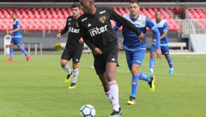 Com gol de Carneiro, reservas do São Paulo batem São Caetano em jogo-treino