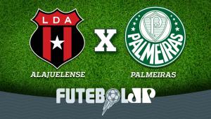 Alajuelense x Palmeiras: acompanhe o jogo ao vivo na Jovem Pan