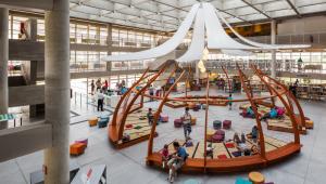 Biblioteca Villa Lobos é finalista em premiação internacional