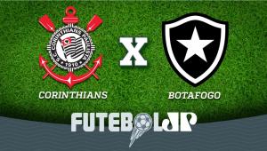 Corinthians x Botafogo: acompanhe o jogo ao vivo na Jovem Pan