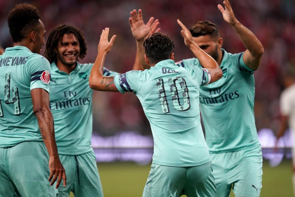 Divulgação AFC Arsenal vai começar temporada com dono único 3a5a55607b4ab