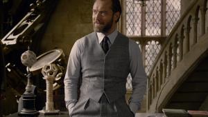 "Sexualidade de Dumbledore será explorada ao longo de ""Animais Fantásticos"", diz Jude Law"
