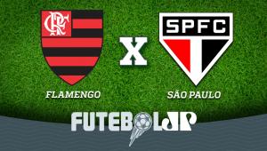 FlamengoxSãoPaulo: acompanhe o jogo ao vivo na Jovem Pan
