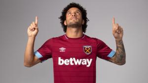 West Ham anuncia a contratação do meia Felipe Anderson