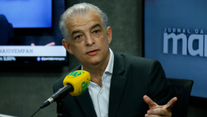 Parte do PSDB acabou levando Doria na lorota de que é fácil disputar o governo de SP, diz Márcio França