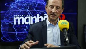 "Skaf alfineta candidatos que, como Doria, se autointitulam gestores: ""hipocrisia"""