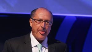 Tudo está dentro do plano de Alckmin; só falta combinar com o eleitor