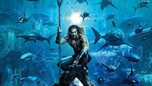 Aquaman ganha primeiro pôster; trailer chega sábado