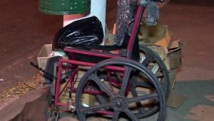 Cadeirante morre em SP após ser atropelada por motorista embriagado