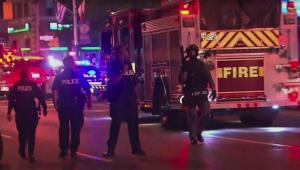 Tiroteio deixa 1 morto e 13 feridos em Toronto