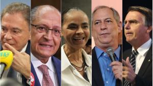 Ibope: Sem Lula na disputa, Bolsonaro lidera com 20%